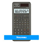 Calculatrice scientifique Casio FX 85MS 12 chiffres Noir