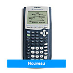 Calculatrice graphique Texas Instruments TI 84 Plus 90 mm Noir