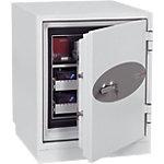 Coffre fort Phoenix Data Care 2003 serrure à clé blanc 69 x 72 x 77 cm