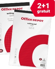À partir de CHF1.95 Bloc-notes Office Depot
