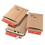 Pochettes d'envoi ColomPac Safe Well 7 Marron 303 (l) x 413 (P) x 50 (H) mm