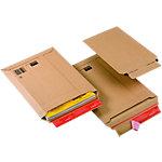 Pochettes d'envoi ColomPac Q82 SW8 Marron 353 (l) x 518 (P) x 50 (H) mm