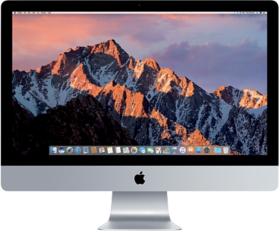 Ordinateur de bureau apple imac 27 retina 5k 1000 go macos sierra