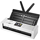 Scanner Brother ADS 1700W Noir, blanc A4
