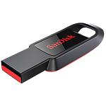 Clé USB SanDisk Cruzer Spark 64 Go Noir