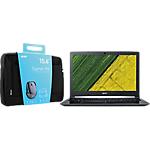 Ordinateur portable + Kit Starter OFFERT Acer A515 51 32Y6 39,6 cm (15,6