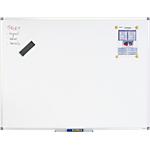 Tableau blanc Émail Magnétique 120 x 90 cm