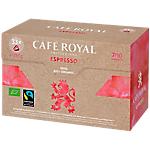 Capsules de café Non décafeiné CAFÉ ROYAL Espresso Bio   33 Unités