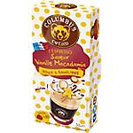 Capsules de café Non décafeiné COLUMBUS Vanille Macadamia