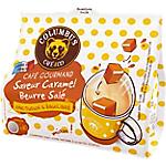 Dosettes de café Non décafeiné COLUMBUS Caramel beurre salé   10 Unités