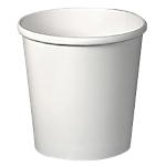 Gobelets jetables ELAMI 180 7,85 (H) x 7 (l) cm Blanc   50 Unités