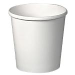 Gobelets jetables ELAMI 240 9,1 (H) x 8 (l) cm Blanc   50 Unités