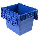 Bac navette Polypropylène 27 Viso 400 (l) x 300 (l) x 320 (H) mm Bleu