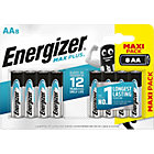 Piles alcalines Energizer Max Plus AA   8 Unités