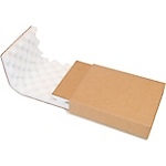 Etuis mousses alvéolés réutilisable Carton + mousse PU Sealed Air 240 mm