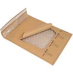 Pochettes matelasées de bulles Papier Kraft + Polyèthylène Sealed Air 220 mm   5 Unités