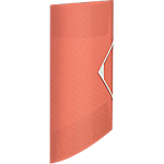 Chemise 3 rabats Esselte Cartella A4 Orange