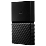 Disque dur externe WD My Passport 2 To Noir