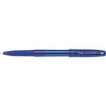 Stylo bille Pilot Super Grip G 0.27 mm Bleu
