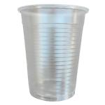 Gobelets jetables Plastique 7 x 9,9 cm   100 Unités