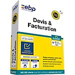 Logiciel de gestion EBP Devis & facturation Classic   Dernière version