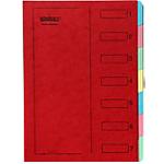 Trieur Extendos Mon dossier 24 x 32 cm Rouge
