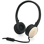 Casque audio Filaire HP H2800 Noir, doré