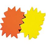 Éclatés fluo effaçable à sec APLI Jaune, orange 320 x 240 mm 10 Unités