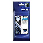 Cartouche jet d'encre Brother D'origine LC3239XLC Cyan