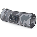 Trousse ELAMI Oxford camouflage Noir camouflage