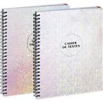 Cahier de textes Exacompta Holographik 17 x 1,3 x 22 cm Assortiment
