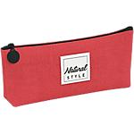 Trousse Viquel Natural style Rouge framboise