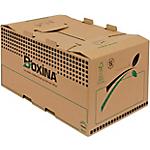 Caisse carton Boxina Kraft 350 mm