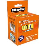 Colle Cléopâtre Transparent   12 Unités de 8 g