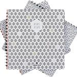 Semainier Oberthur GRAPHIK 2019, 2020 16,5 x 16,5 cm Assortiment