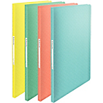 Reliure protège documents Esselte Colour'Ice PP 60 A4 Assortiment