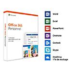 Logiciel bureautique Microsoft Office 365 Personnel