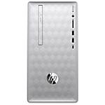 Unité centrale HP Pavilion 590 p0012nf Intel Core i3 8100 1 To Windows 10 Famille 64 bits