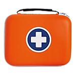 Trousse de premiers secours ESCULAPE 30 x 9 x 24 cm Orange