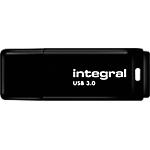Clé USB Integral 64 Go Noir
