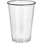 Gobelets pour boissons froides PLA PAPSTAR 200 ml 9,7 cm Transparent   100 Unités