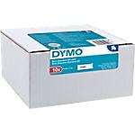 Ruban encreur DYMO Standard D1 Blanc 9 mm 10 Rouleaux