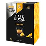 Café CAFÉ ROYAL Espresso   36 Unités