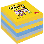 Post it Notes Post it 76 x 76 mm Assortiment 6 Unités