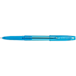 Stylo à bille Pilot Super Grip G 0.27 mm Turquoise