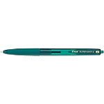 Stylo bille rétractable Pilot Super Grip G Bleu canard