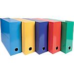 Boîte de transfert Exacompta Iderama 33 x 9 x 25 cm Assortiment 5 Unités