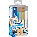 Marqueurs permanents   Pilot Pintor  Assortiment
