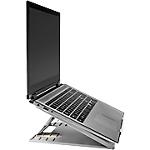 Réhausseur ergonomique pour ordinateur portable Kensington Easy Riser avec SmartFit jusqu'à 17 pouces