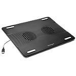 Support ventilé pour ordinateur portable Kensington 360 mm x 38 mm Noir